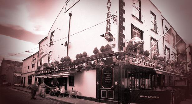 Glen Tavern Traditional Pub Limerick Ireland